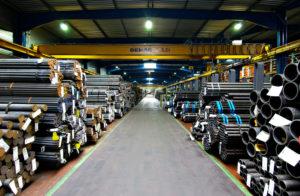 Haute qualité de barres chromées pour vérins hydrauliques