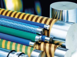 Emballage barres chromées pour vérins hydrauliques