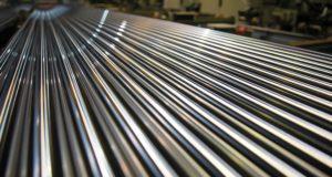 Usine de barres et tubes chromés de qualité